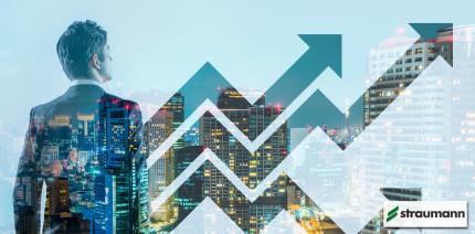 Straumann Group  im 3. Quartal erneut mit starkem Umsatz
