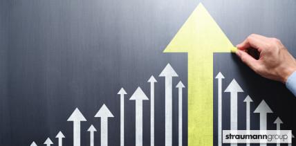 Straumann verzeichnet organisches Wachstum im dritten Quartal