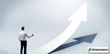 Straumann Group mit weiterem Wachstum und 18 % mehr Umsatz