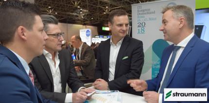ITI-Kongress Deutschland – Implantologie der Zukunft