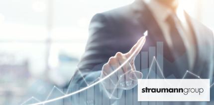 Erstes Quartal: Straumann verzeichnet sehr starke Umsätze