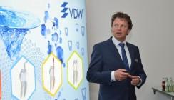 VDW auf der IDS 2017: Mit Innovation in die Zukunft