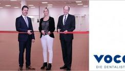 Mehr Platz für die Herstellung: neues VOCO-Produktionsgebäude