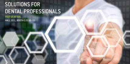 Solutions for dental professionals: W&H auf der IDS 2019