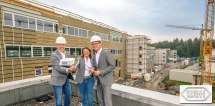 W&H Dentalwerk erweitert Headquarter in Bürmoos