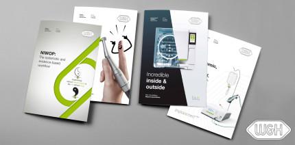 Einfach. Klar. Modern. – Neues Corporate Design für W&H