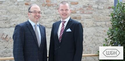 W&H Exklusivvertrieb für Osstell in Deutschland und Österreich