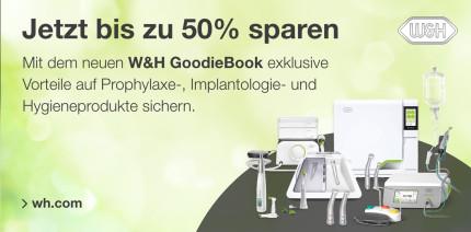 Happy Spring, happy Shopping mit W&H  – das neue GoodieBook ist da