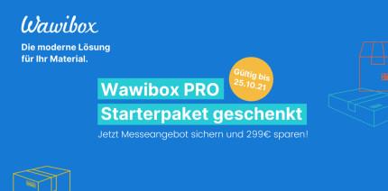 Wawibox auf der IDS 2021: online & digital für Sie da!