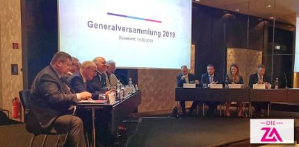 Generalversammlung der ZA eG – der Kurs steht auf Zukunft