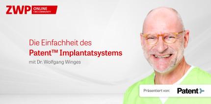 """Web-Tutorial: """"Die Einfachheit des Patent™ Implantatsystems"""""""