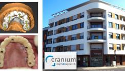 cranium-Patientenfall: Implantation im Oberkiefer mit Sofortversorgung