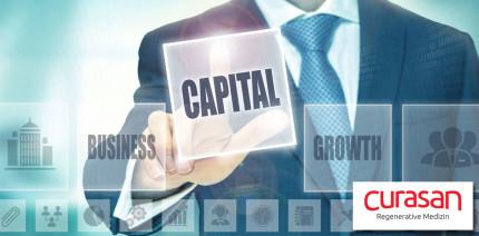 curasan AG beschließt Kapitalerhöhung in zwei Tranchen