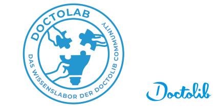 Doctolib launcht Doctolab: Plattform für den Austausch unter Kollegen