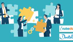 Die IT-Dienstleister Doctolib und nubedian kombinieren ihre Expertise
