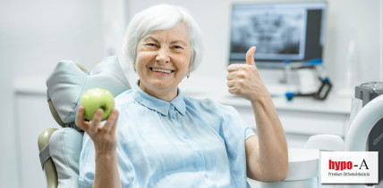Interdisziplinär gegen Parodontitis im Alter