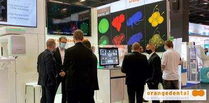 orangedental zieht positive Bilanz zur Teilnahme an der IDS 2021