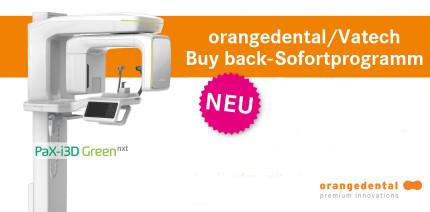 orangedental Buy back-Sofortprogramm 2020