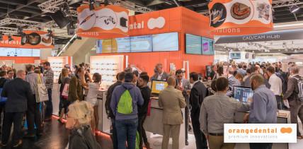 orangedental & DDI stellen zur IDS digitalen Workflow dentflow™ vor