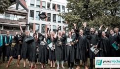 praxisHochschule feiert Absolvia in der Stadthalle Rheine