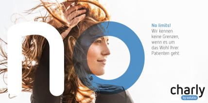solutio GmbH: Neue Markenwelt im Flexible Design
