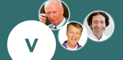 Drei Top-Referenten der Endodontie zu Gast bei van der Ven