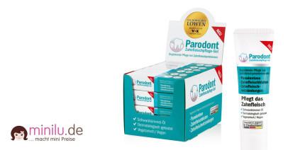 Exklusiv bei minilu.de: Parodont Zahnfleischpflege-Gel