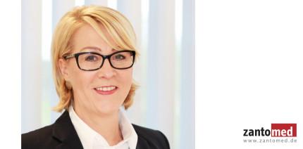 Carmen Zoppke neue Leiterin Vertrieb & Marketing bei Zantomed