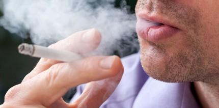 Rauchen kann zu Blindheit führen