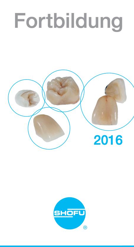 Fortbildungen 2016