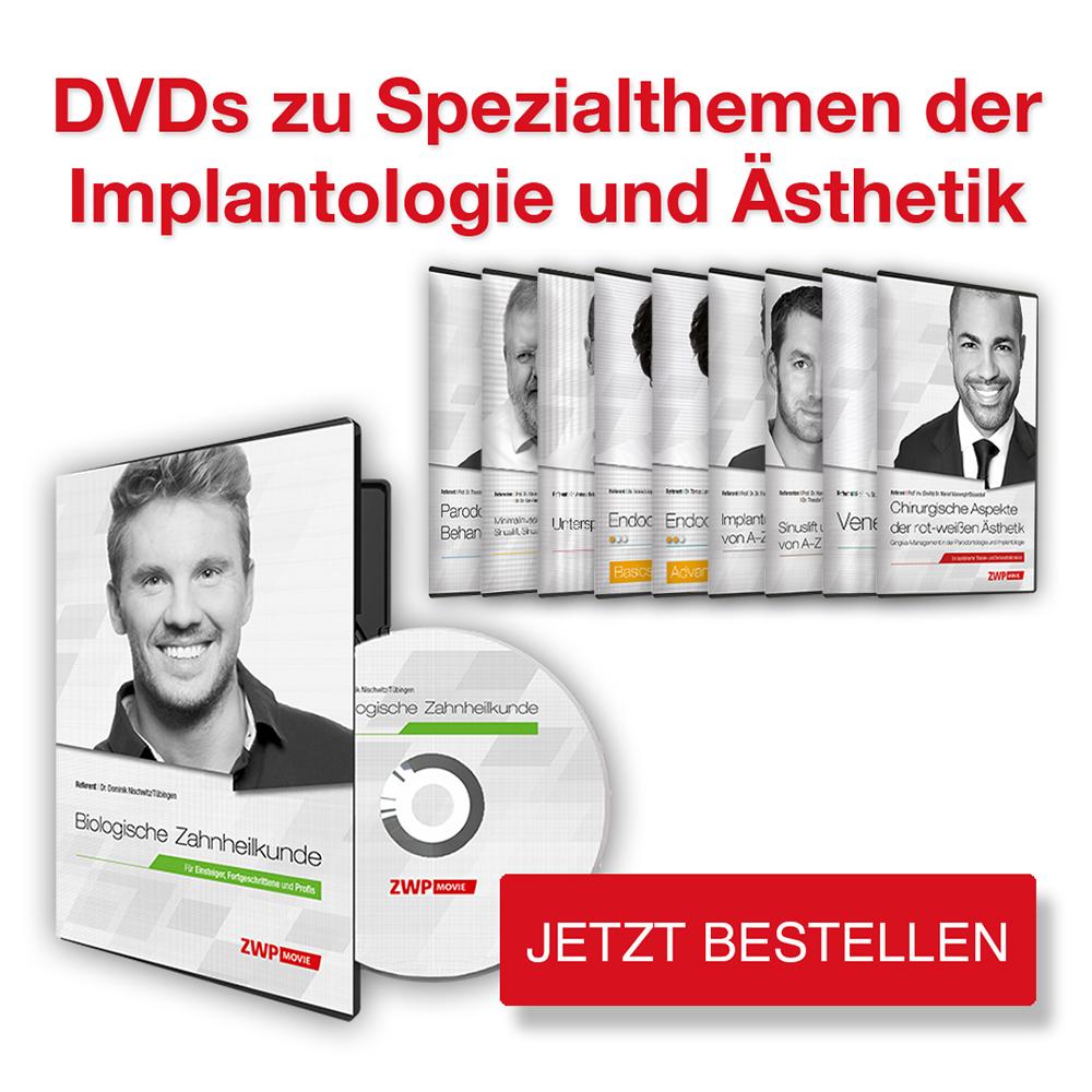 DVD Spezialistenkurse Oemus Media AG