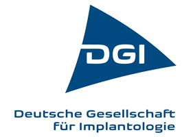 DGI - Deutsche Gesellschaft für Implantologie im Zahn-, Mund- und Kieferbereich