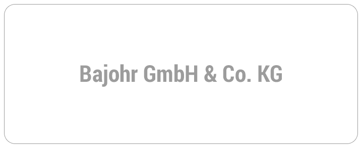 Bajohr GmbH & Co. KG