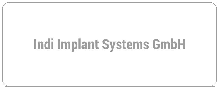 INDI Individuelle Implantate