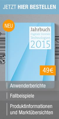 Jahrbuch Digitale Dentale Technologien 2015