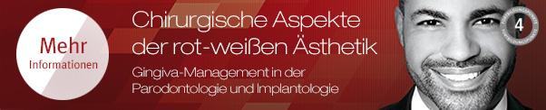 Chirurgische Aspekte der rot-weißen Ästhetik
