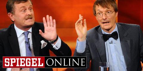 "Krankenkassen-Talk bei ""Hart aber fair"""