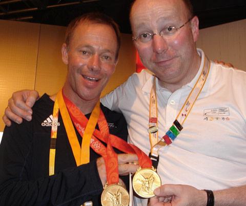 BEGO Implant Systems unterstützt Doppel-Olympiasieger
