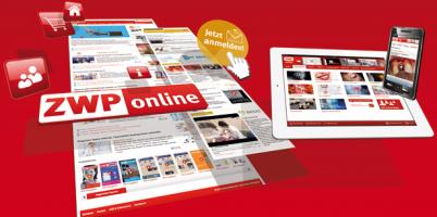 ZWP online mit neuem Besucherrekord