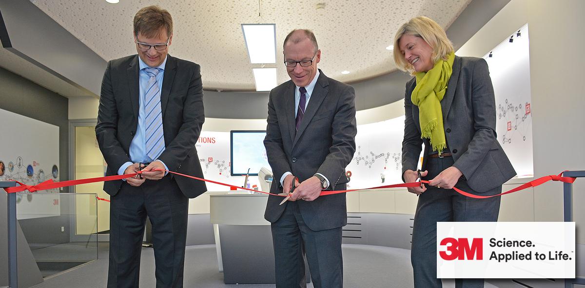 3M eröffnet World of Innovation am Standort Seefeld