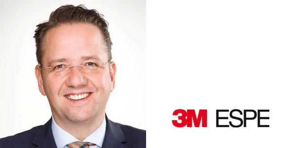 Matthias Hinrichs neuer Marketing- und Vertriebsleiter bei 3M ESPE