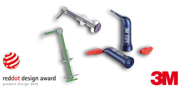 3M ESPE: Zwei Produkte mit prämiertem Design!