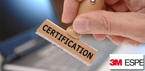 3M ESPE zertifiziert die Partner FOLLOW-ME! und imes-icore GmbH
