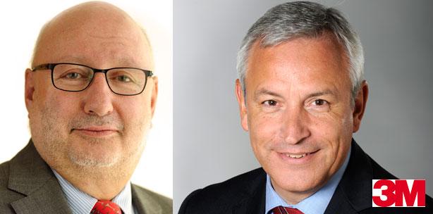 Führungswechsel bei 3M: G. Gressler nach USA, R. Vaziri ist Nachfolger