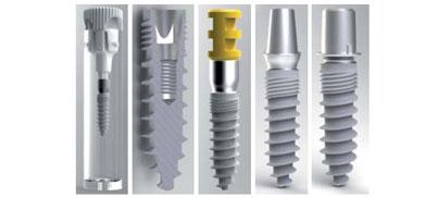 Zweiteilige Champions (R)Evolutions – Implantate