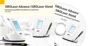 DVD für Anwender von SIROLaser