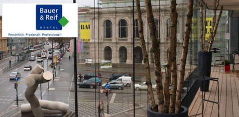 Neue Filiale von Bauer & Reif Dental in Augsburg eröffnet