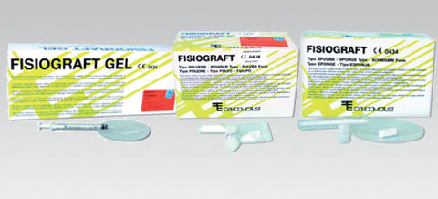 Knochenersatzmaterial FISIOGRAFT