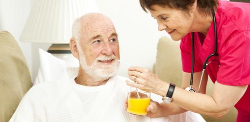 Zahnmedizin im Altenheim sehr aufwendig