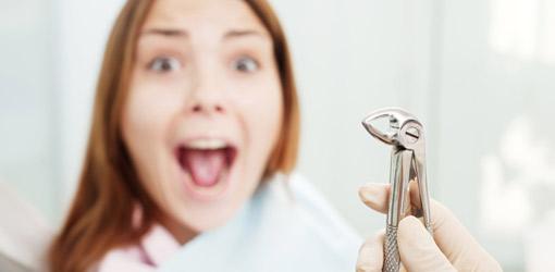 Angst vor dem chirurgischen Eingriff
